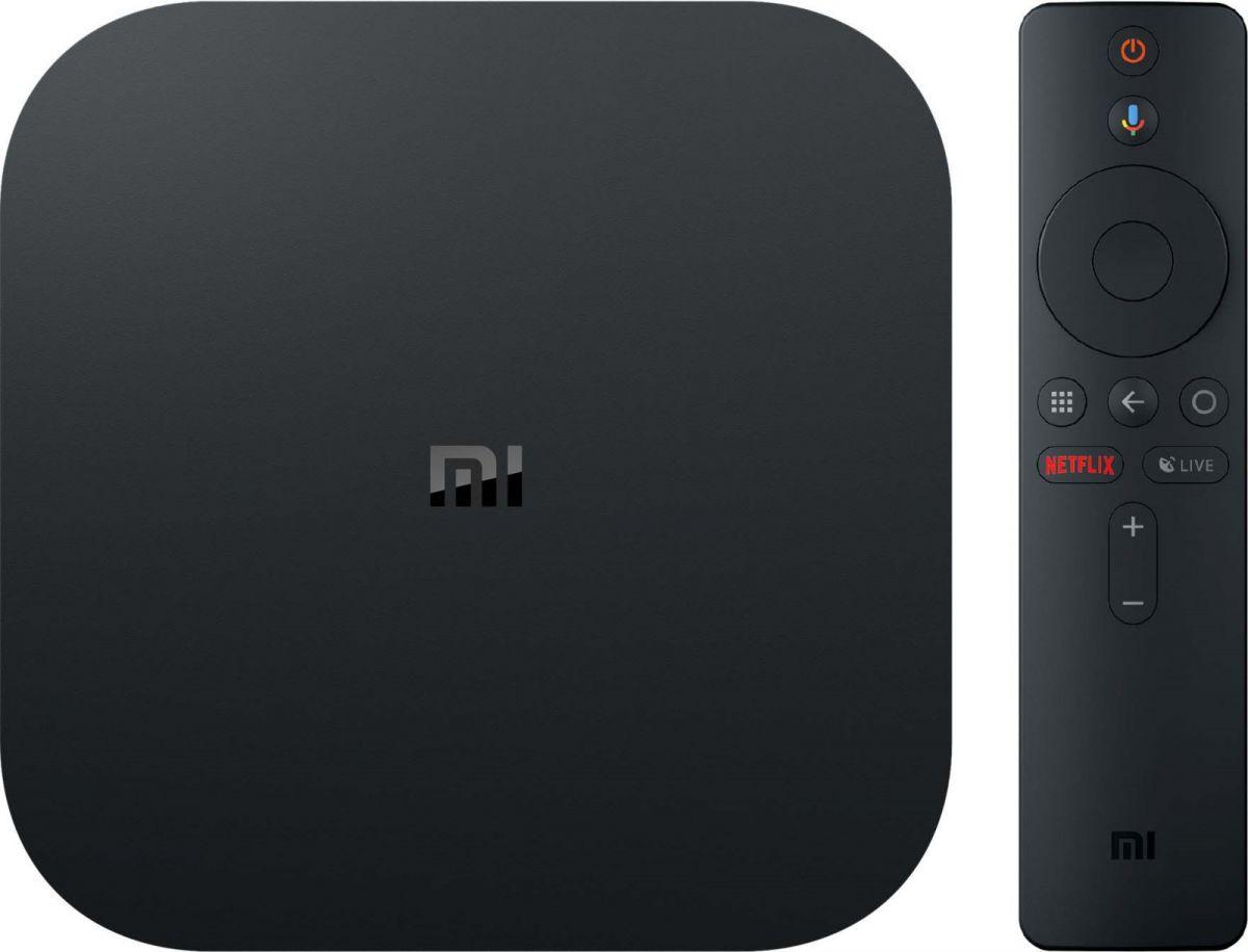 Xiaomi Mi BOX S, смарт-приставка