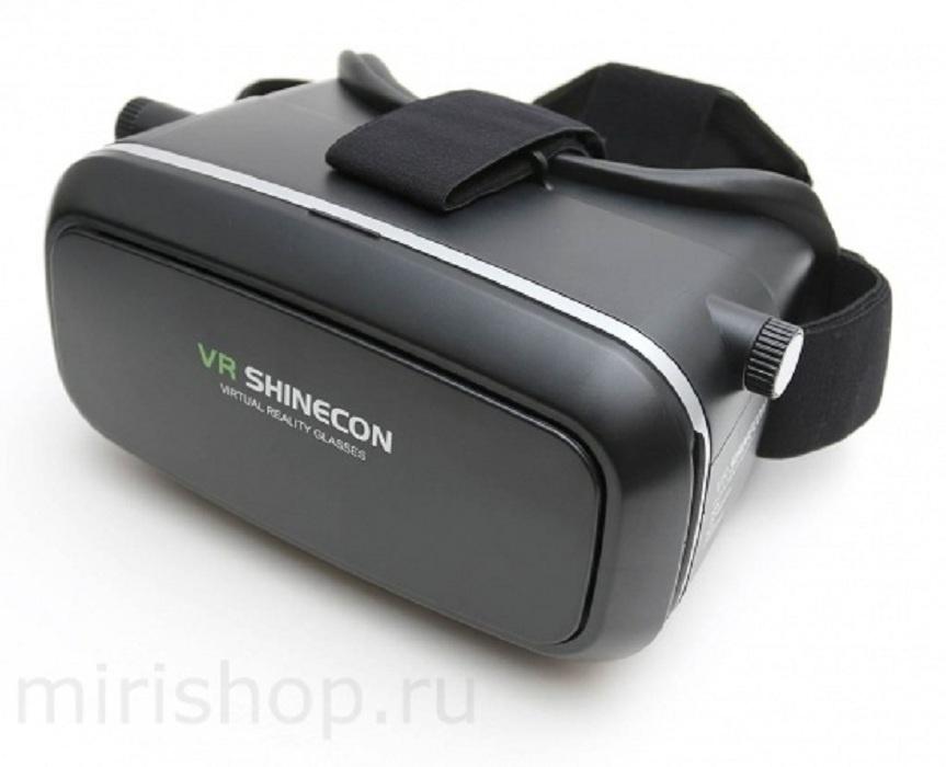 лучшая цена VR Shinecon Очки виртуальной реальности для смартфонов
