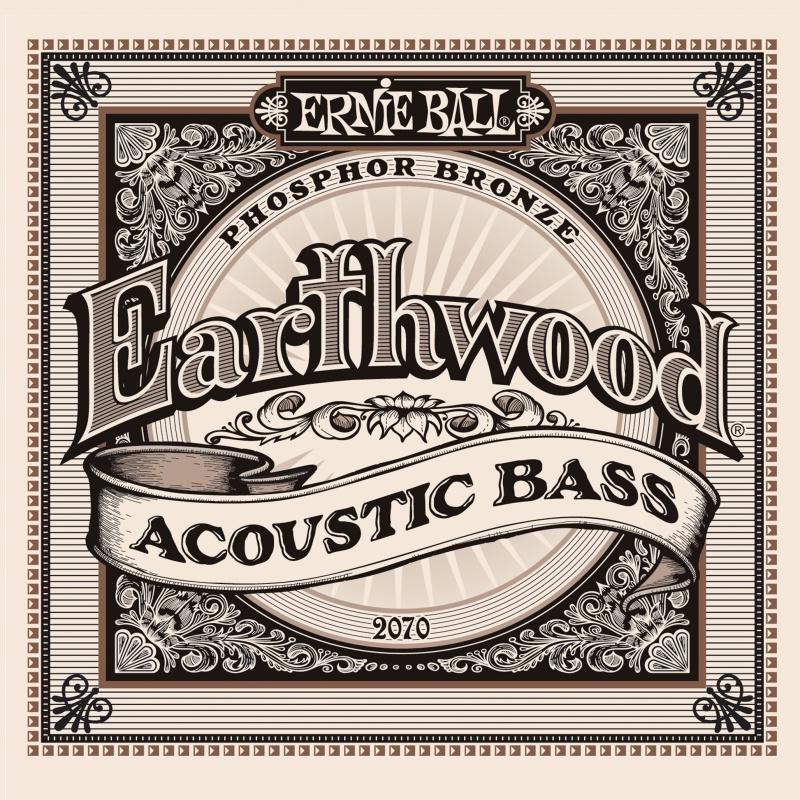 Струны для бас-гитары Ernie Ball 2070 панель для акустической обработки vicoustic super bass extreme nordik 2 шт
