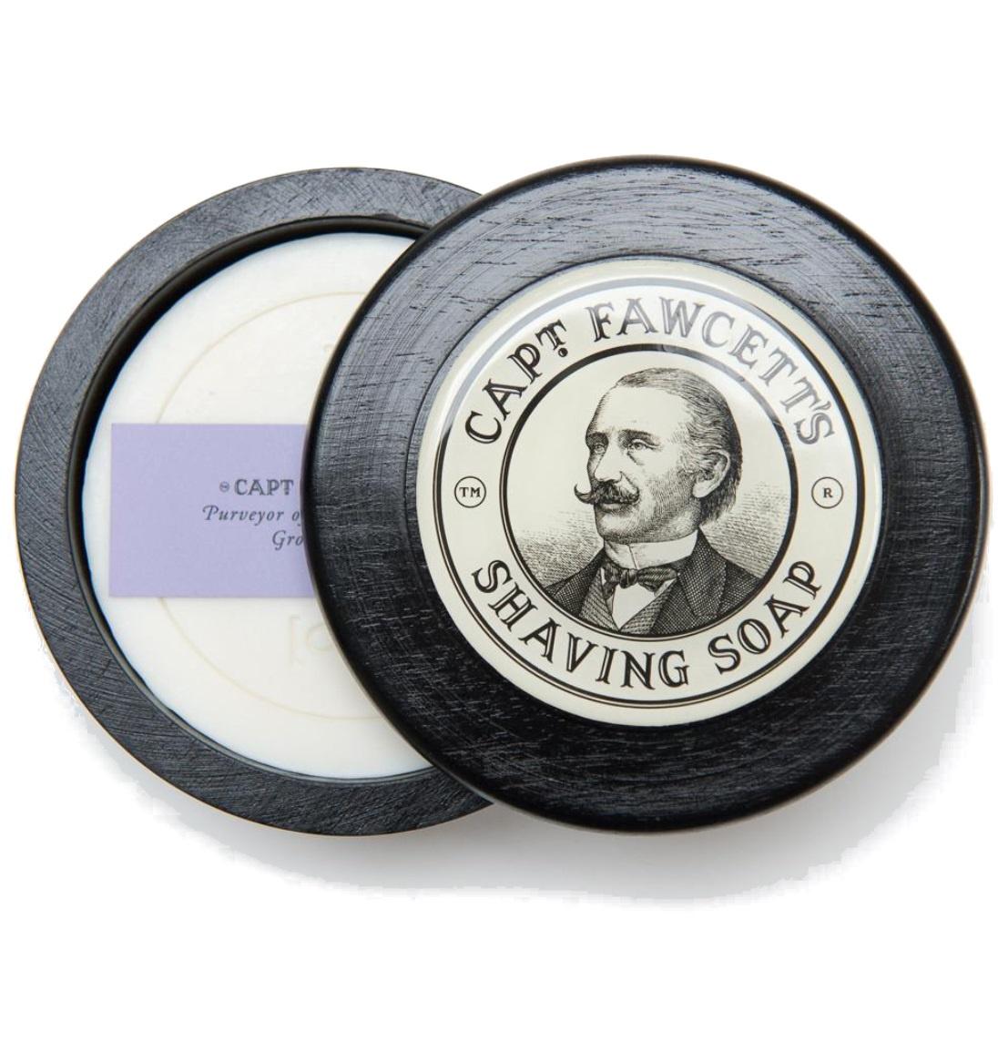 Мыло для бритья Captain Fawcett Luxurious Shaving Soap 110 г