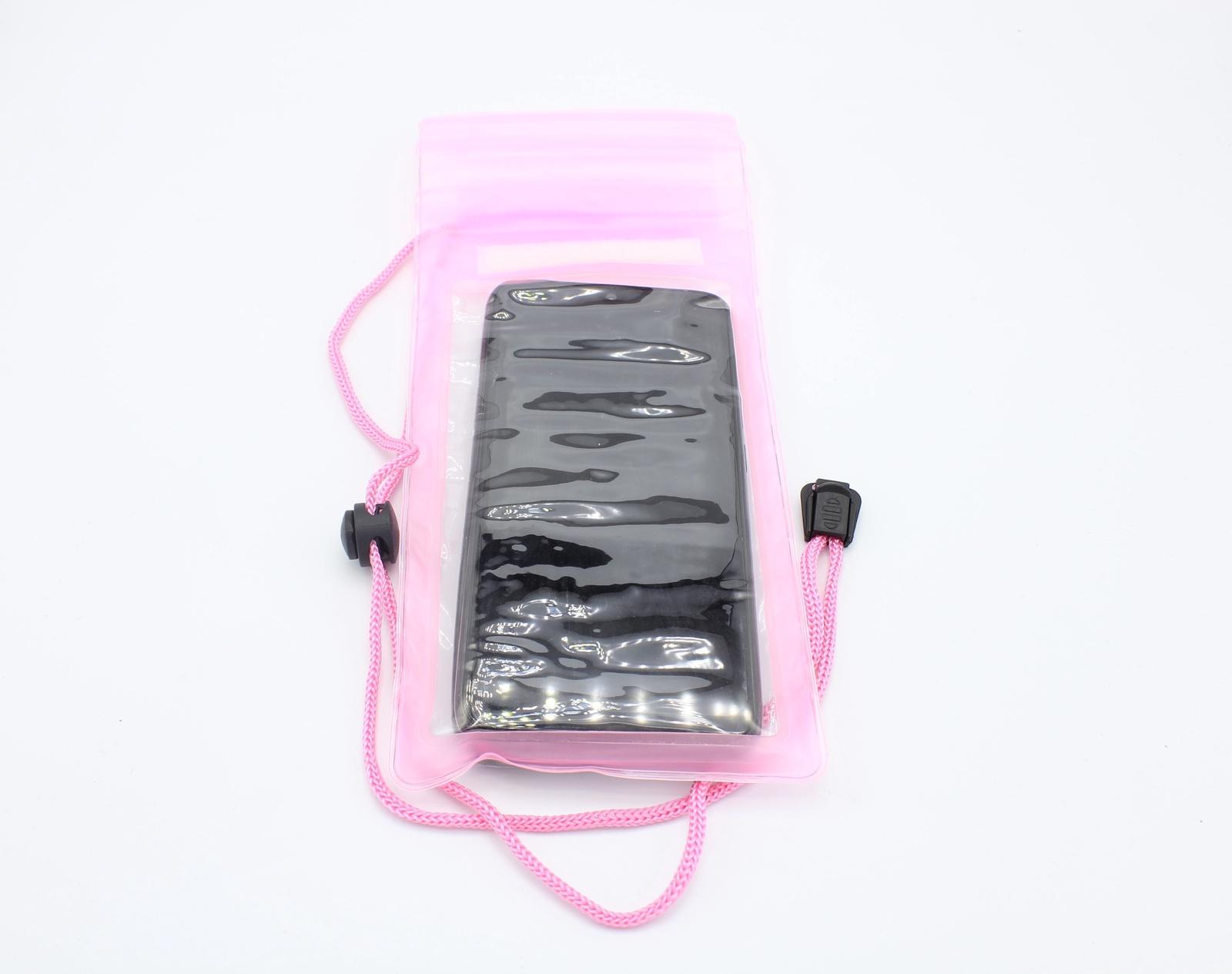 Водонепроницаемый чехол для телефона универсальный без компаса, розовый водонепроницаемый чехол для телефона спб
