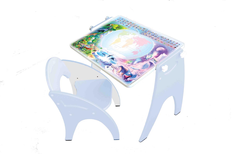 Набор детской мебели ТРАНСФОРМЕР Голубой Части света набор детской мебели интехпроект трансформер розовый