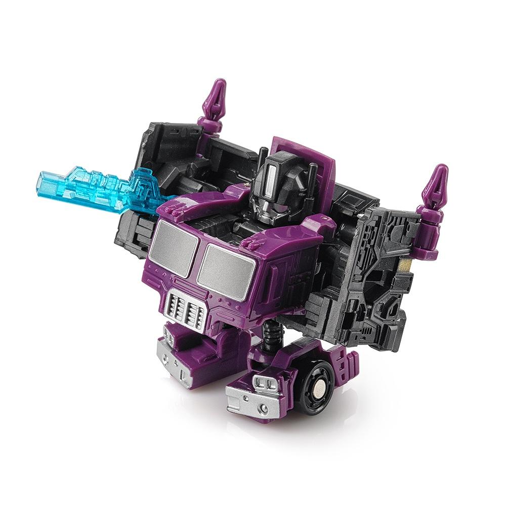 Мини трансформер FindusToys фиолетовая машина