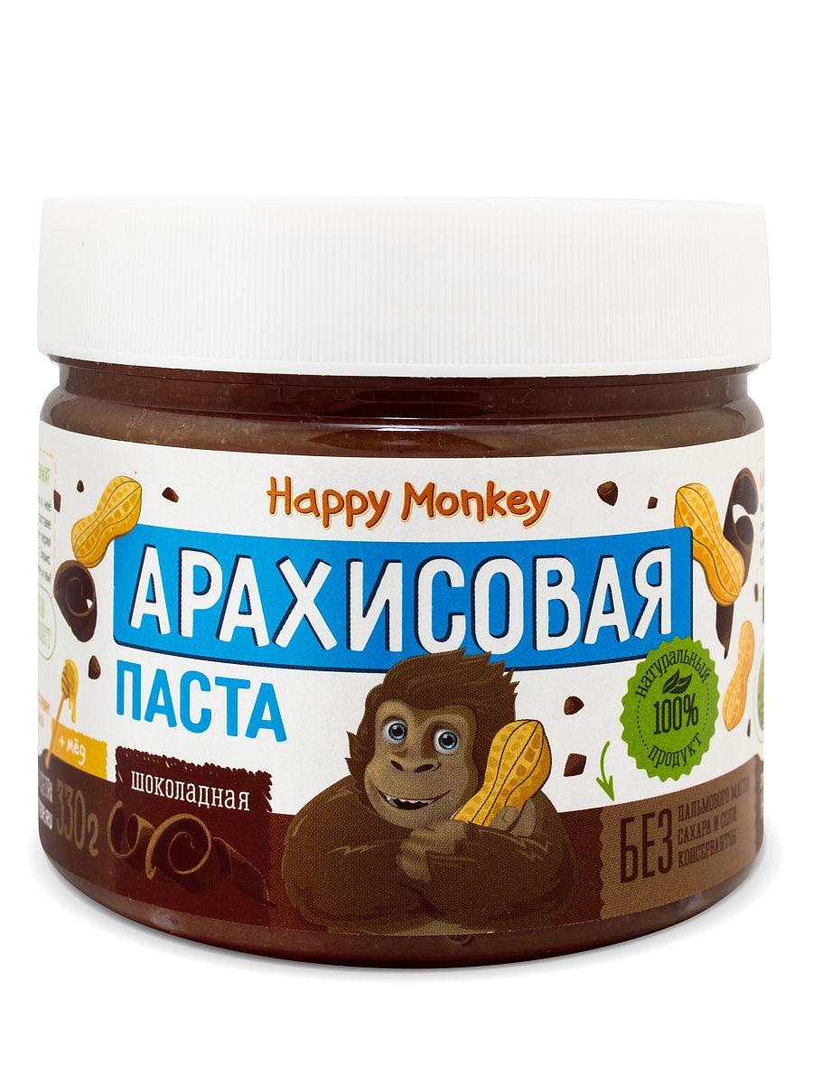 """Арахисовая Паста """"Шоколадная"""""""