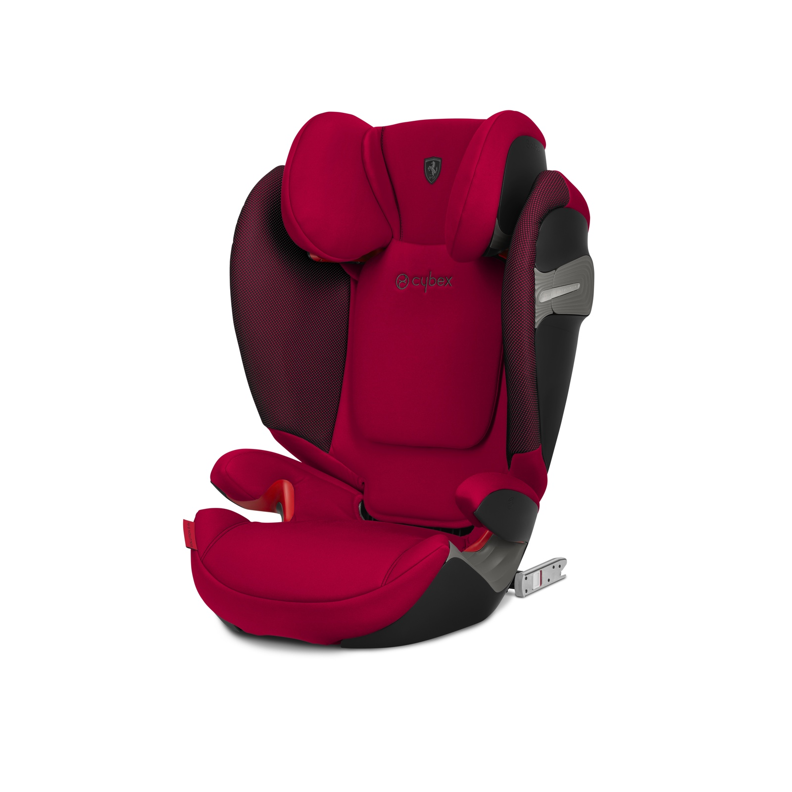 Автокресло Cybex Solution S-Fix (Ferrari Racing Red)