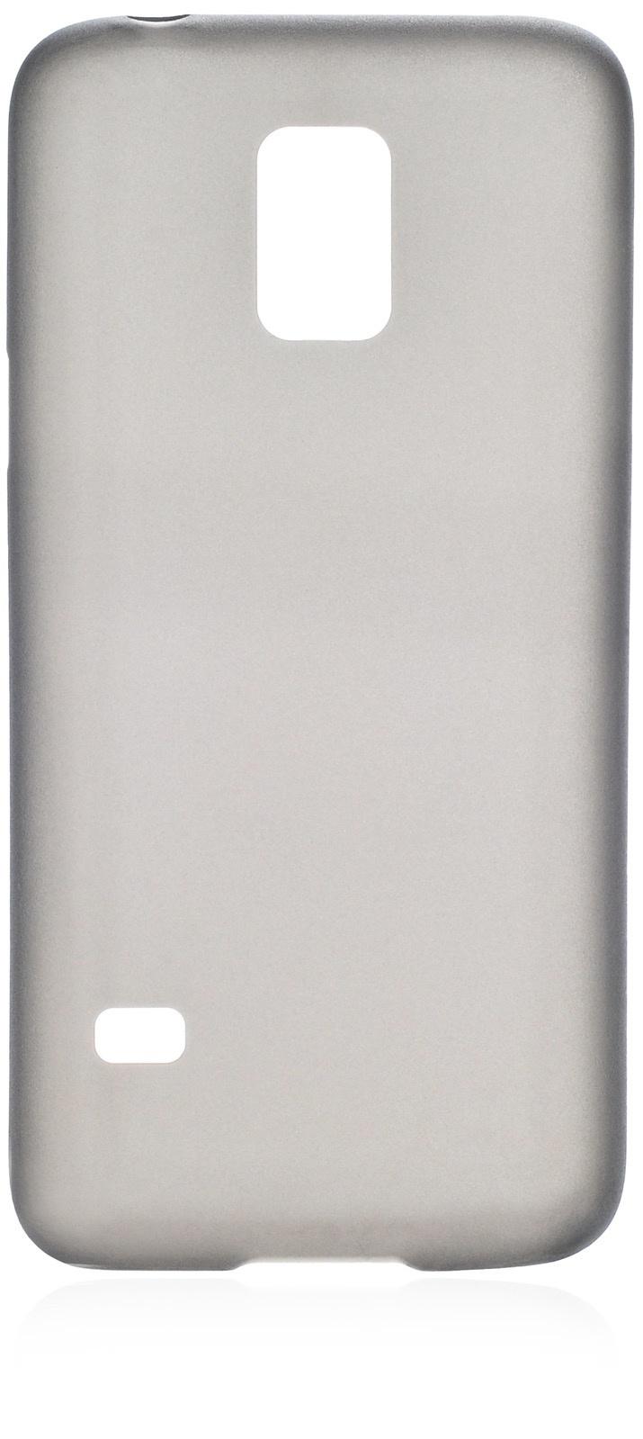 Чехол накладка iNeez пластик 0.3 мм 570009 для Samsung Galaxy S5 mini,570009, черный