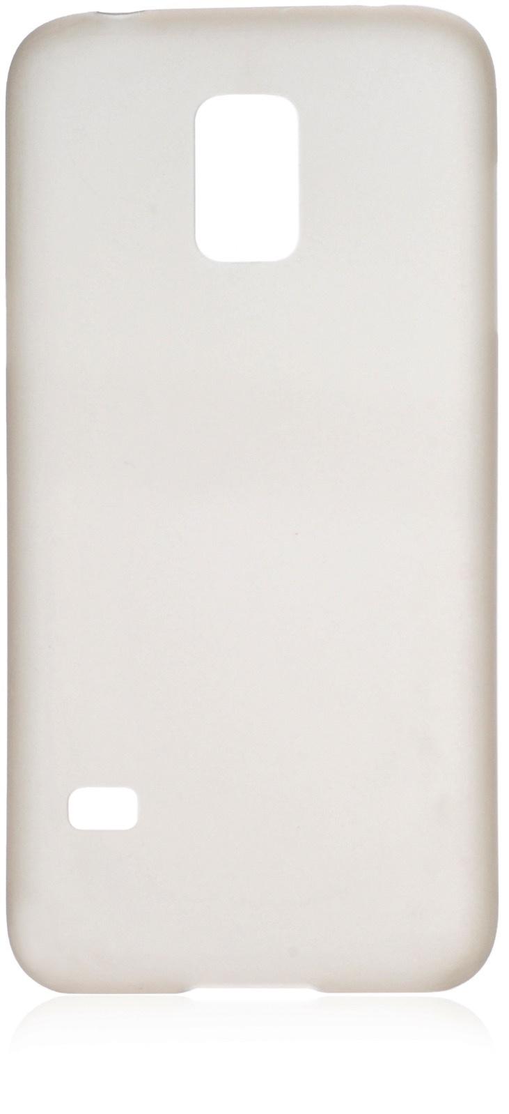 Чехол накладка iNeez пластик 0.3 мм 570008 для Samsung Galaxy S5 mini,570008, серый