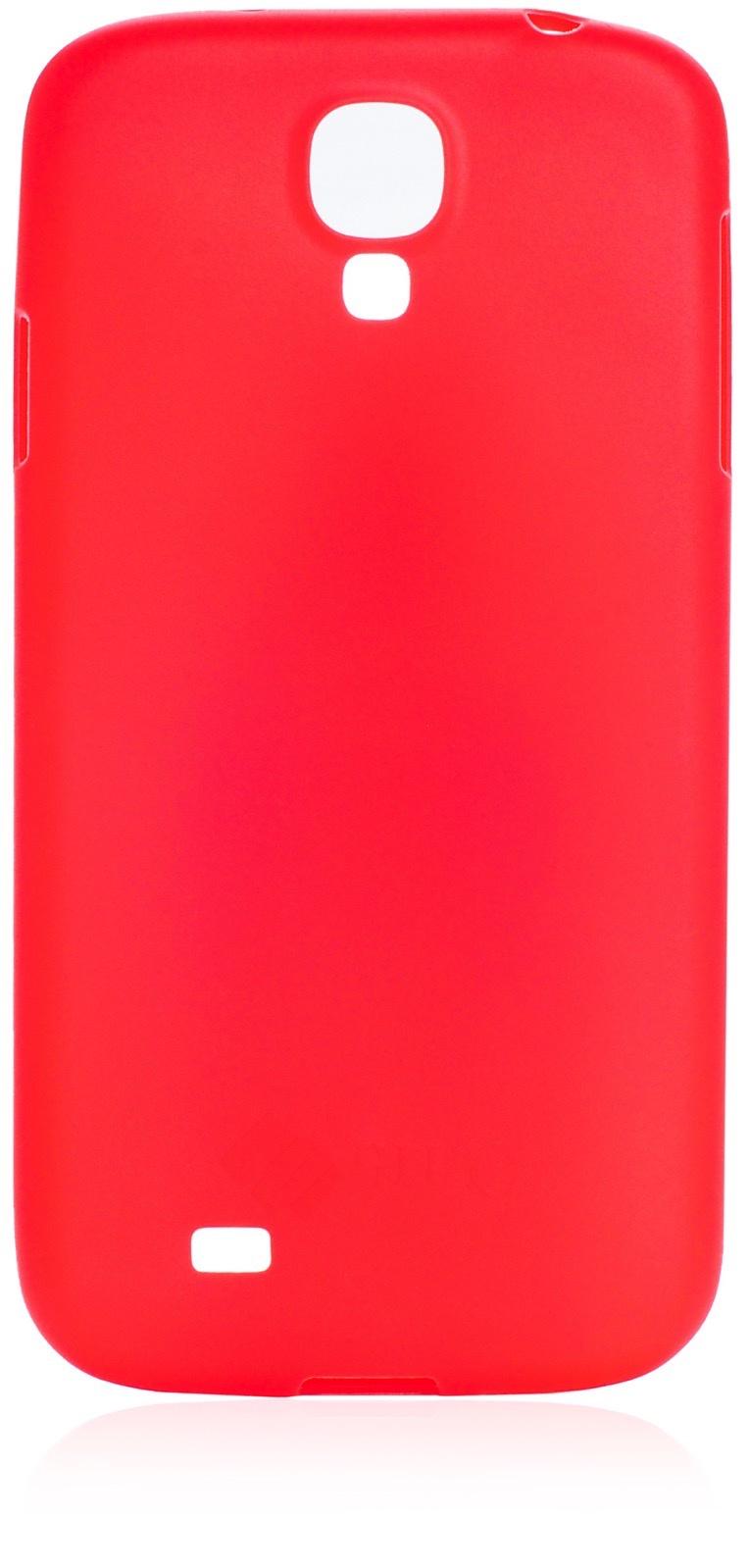 Чехол накладка iNeez Sipo силикон 450186 для Samsung Galaxy S4,450186,красный