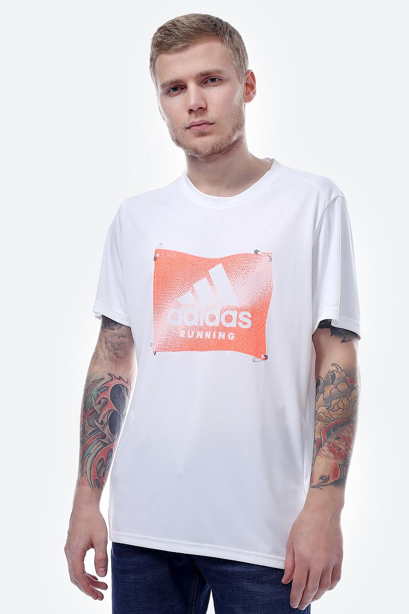 Футболка adidas OTR Bos GFX туфли bos baby orthopedic shoes bos baby orthopedic shoes mp002xb006uh