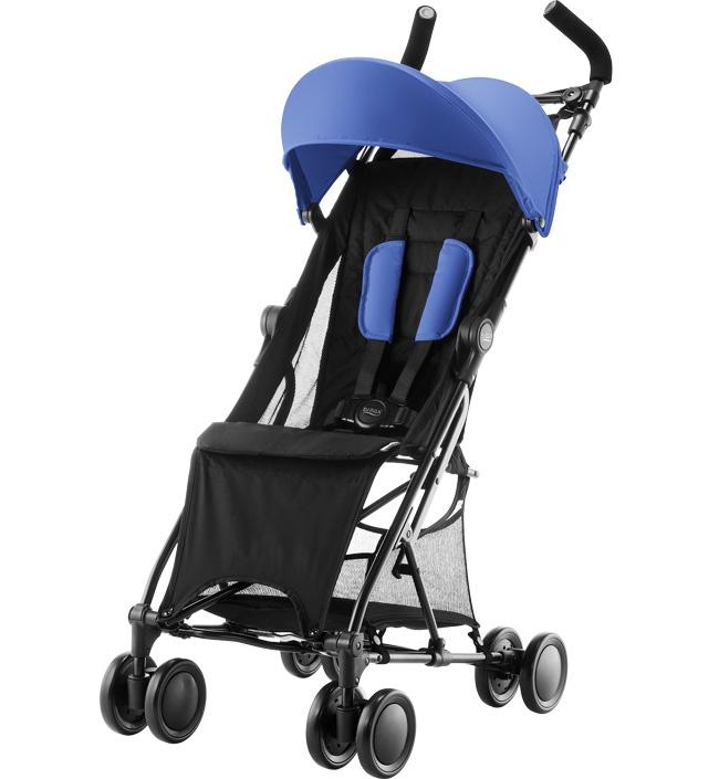 Детская прогулочная коляска Britax Roemer Holiday Ocean Blue