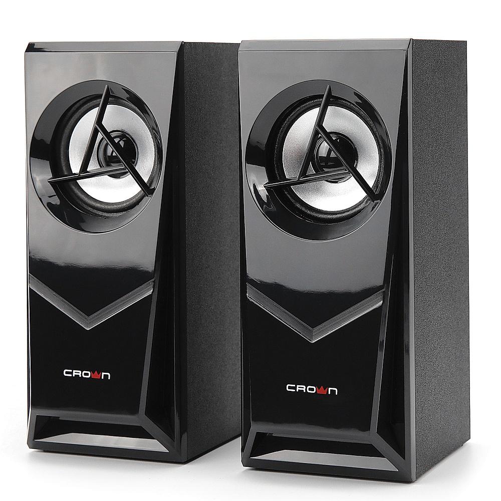 лучшая цена Акустическая система 2.0 CROWN CMS-603