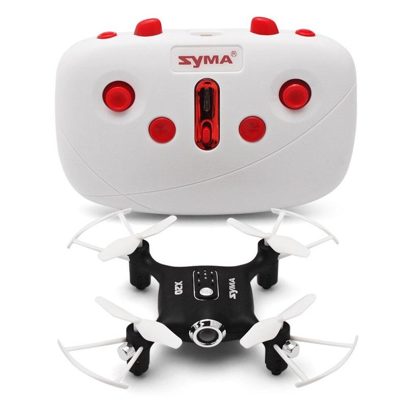 Symaрадиоуправляемый квадрокоптер X20 цвет черный Syma