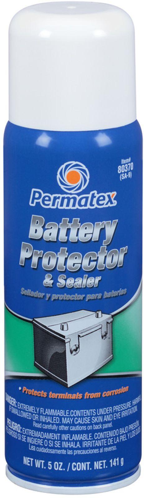 Защитное покрытие для клемм аккумулятора Permatex, 141 г