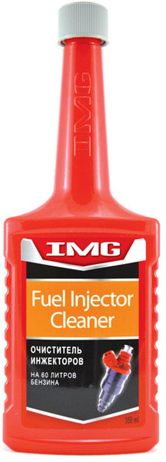 Очиститель инжекторов IMG, на 60 л, 350 мл
