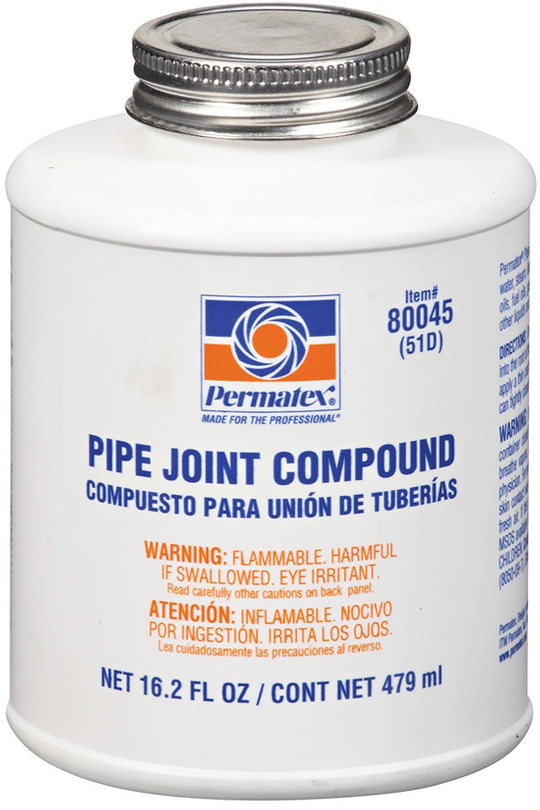 Смазка Permatex, для трубных соединений, 480 мл