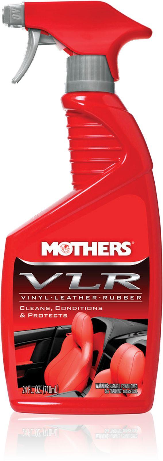 Очиститель салона Mothers, для винила, кожи и резины, 710 мл