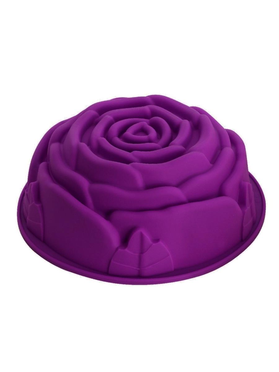 """Форма для торта """"Роза"""""""