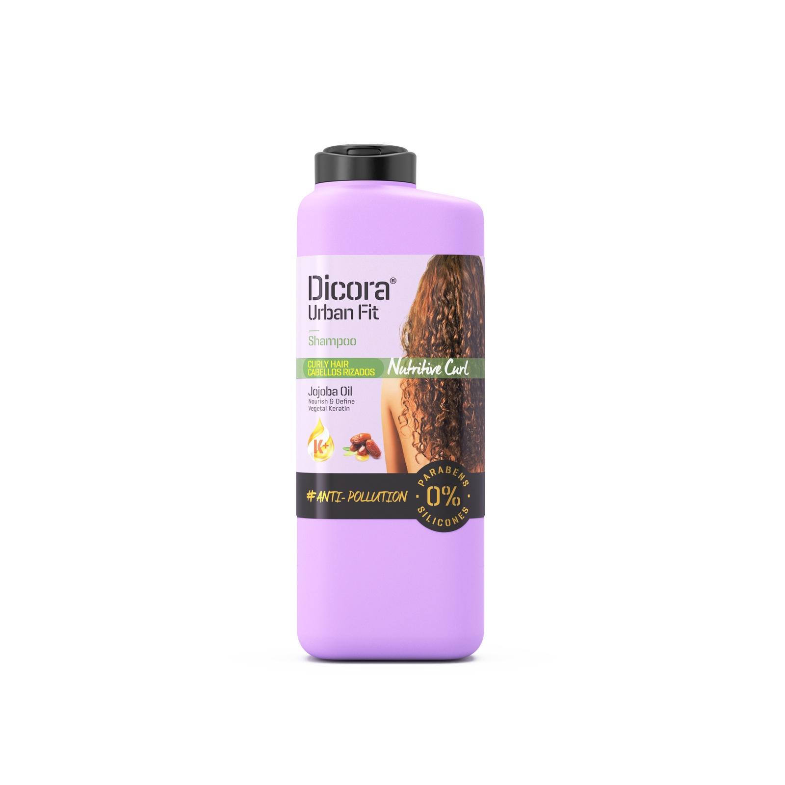 """Шампунь для вьющихся волос с протеинами """"SHAMPOO CURLY HAIR"""""""