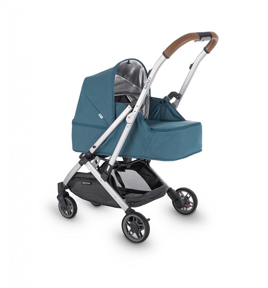 цены на UPPAbaby Люлька для новорожденного Minu голубая  в интернет-магазинах