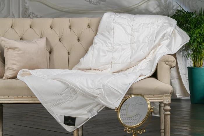 Одеяло Trois Couronnes Nature Night Linen 150x210 одеяло натуральное 320 г м² 70% пуха обработка против клещей