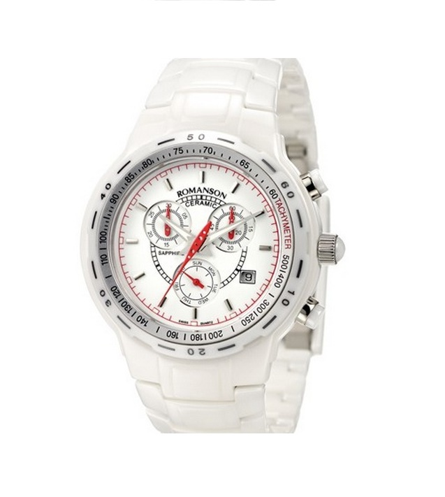 Наручные часы Romanson TM 1235H MW(WH) все цены