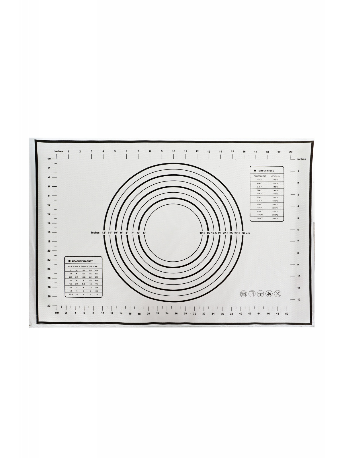 Кулинарный коврик R083-01 USLANBFAY
