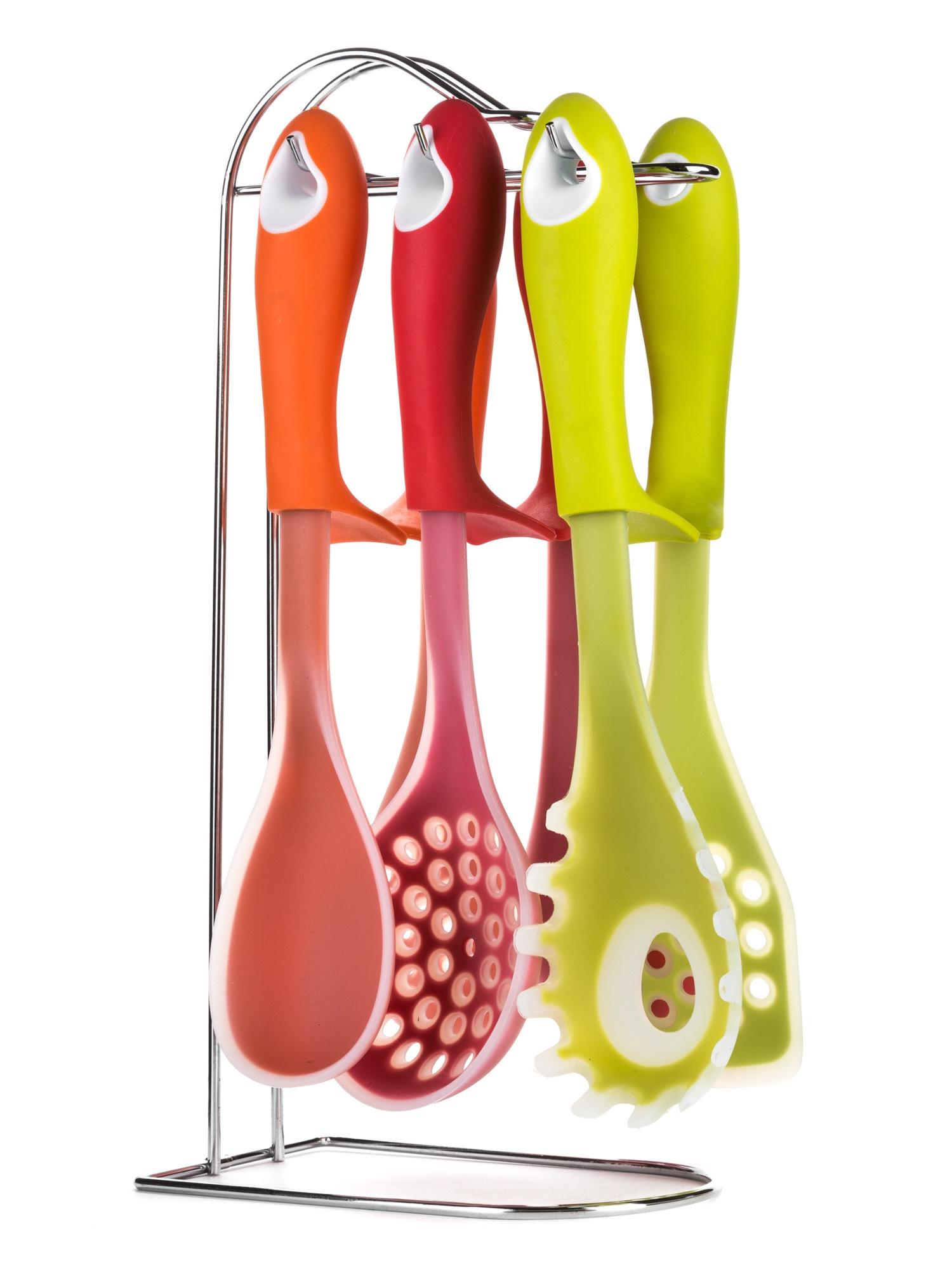 Набор кухонных принадлежностей Simple Pleasures набор кухонных принадлежностей super kristal sk 3446
