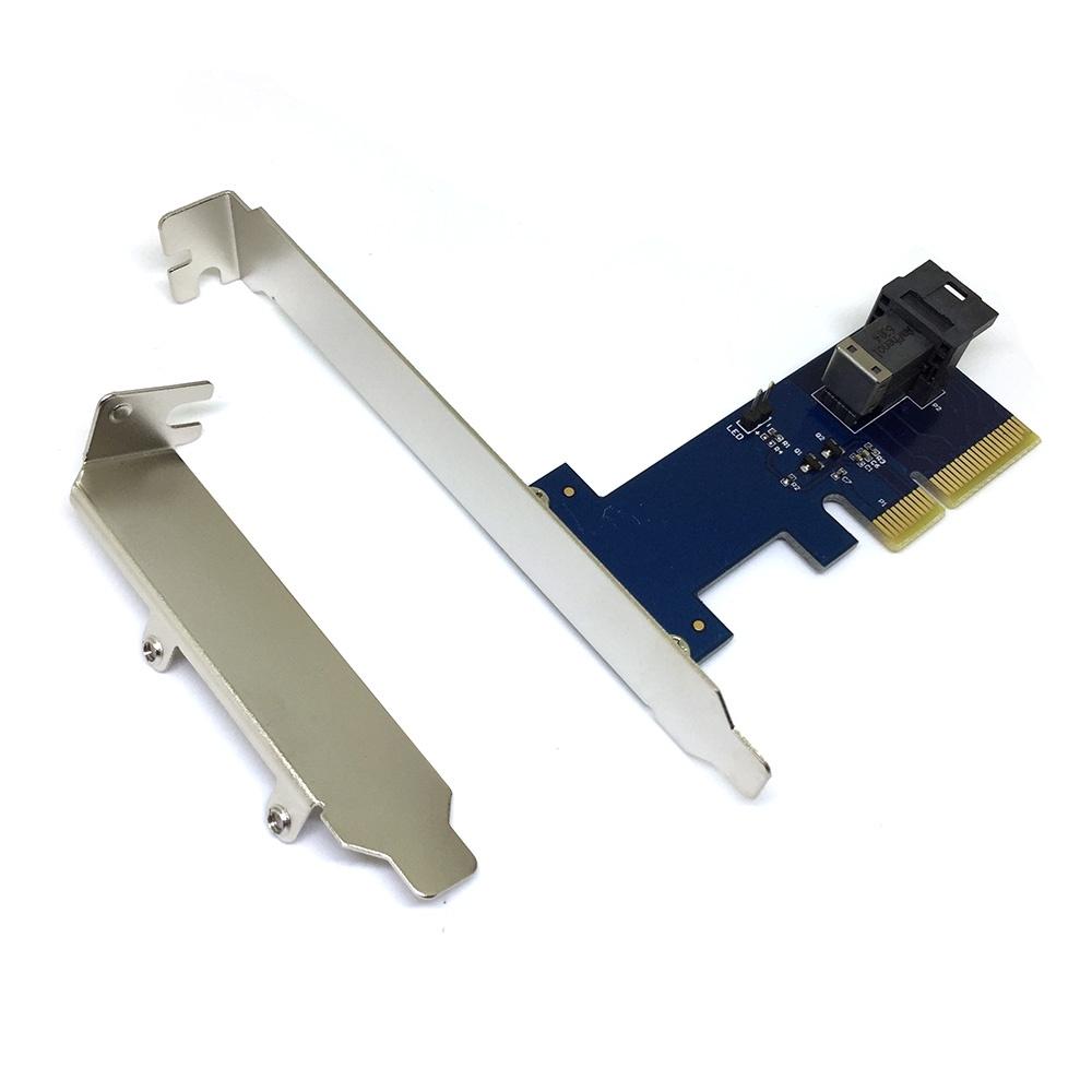 PCIeU2, Контроллер PCI-E, 1 порт SFF-8643 U.2, Espada