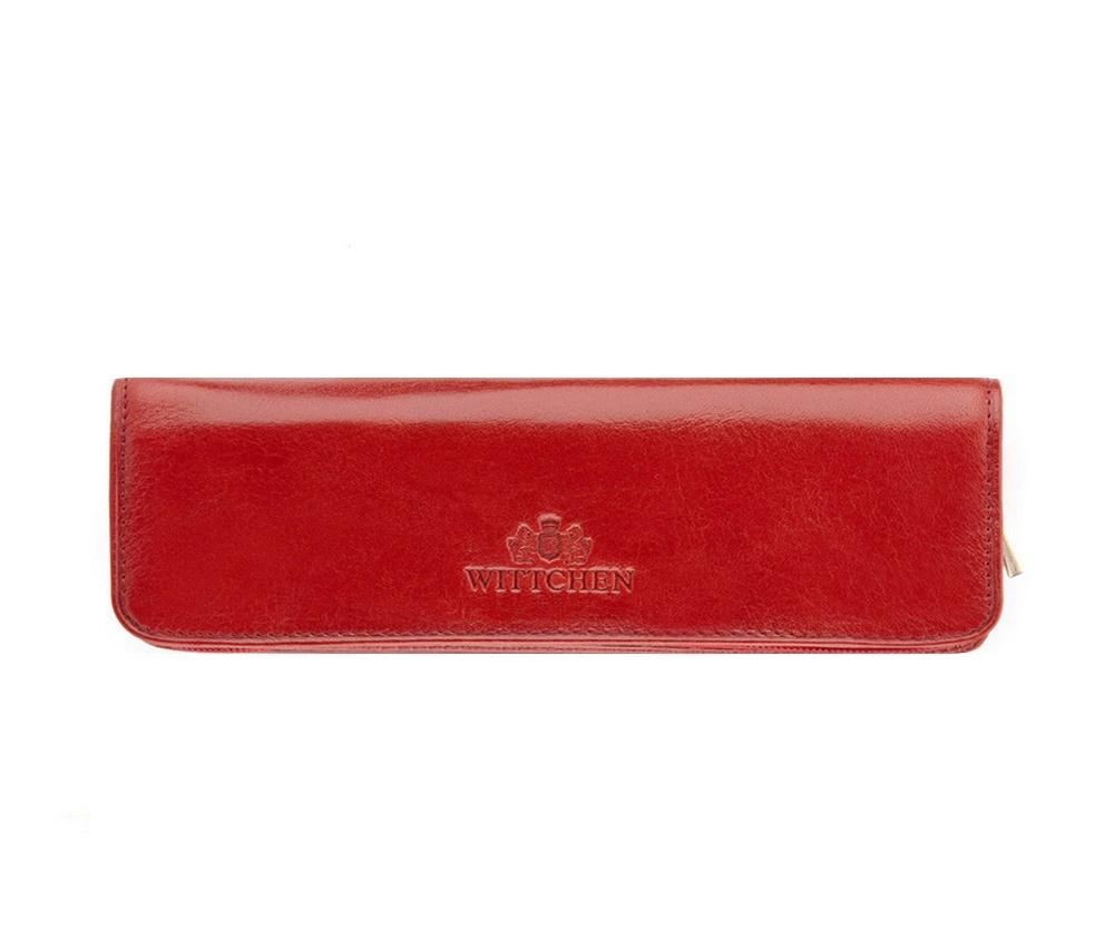 Футляр для ручек Wittchen 21-2-001-3, цвет красный