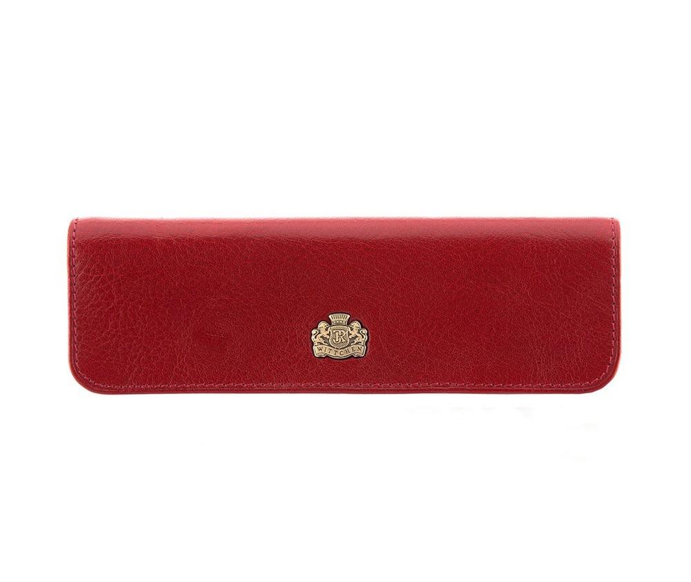 Футляр для ручек Wittchen 10-2-001-3, цвет красный