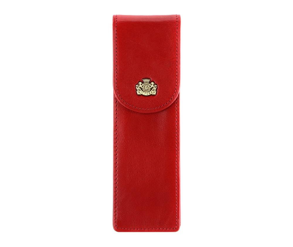 Футляр для ручек Wittchen 10-2-169-3, цвет красный