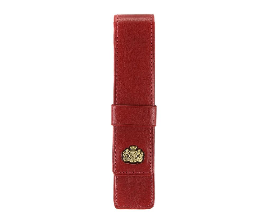 Футляр для ручек Wittchen 10-2-084-3, цвет красный