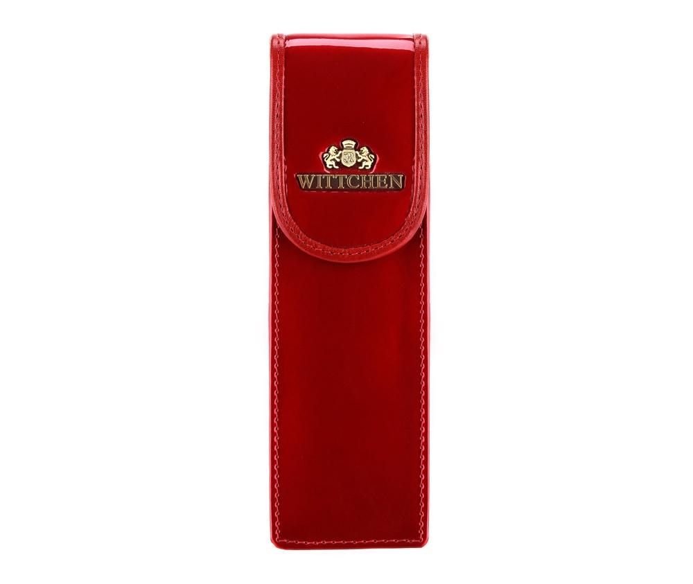 Футляр для ручек Wittchen 25-2-169-3, цвет красный
