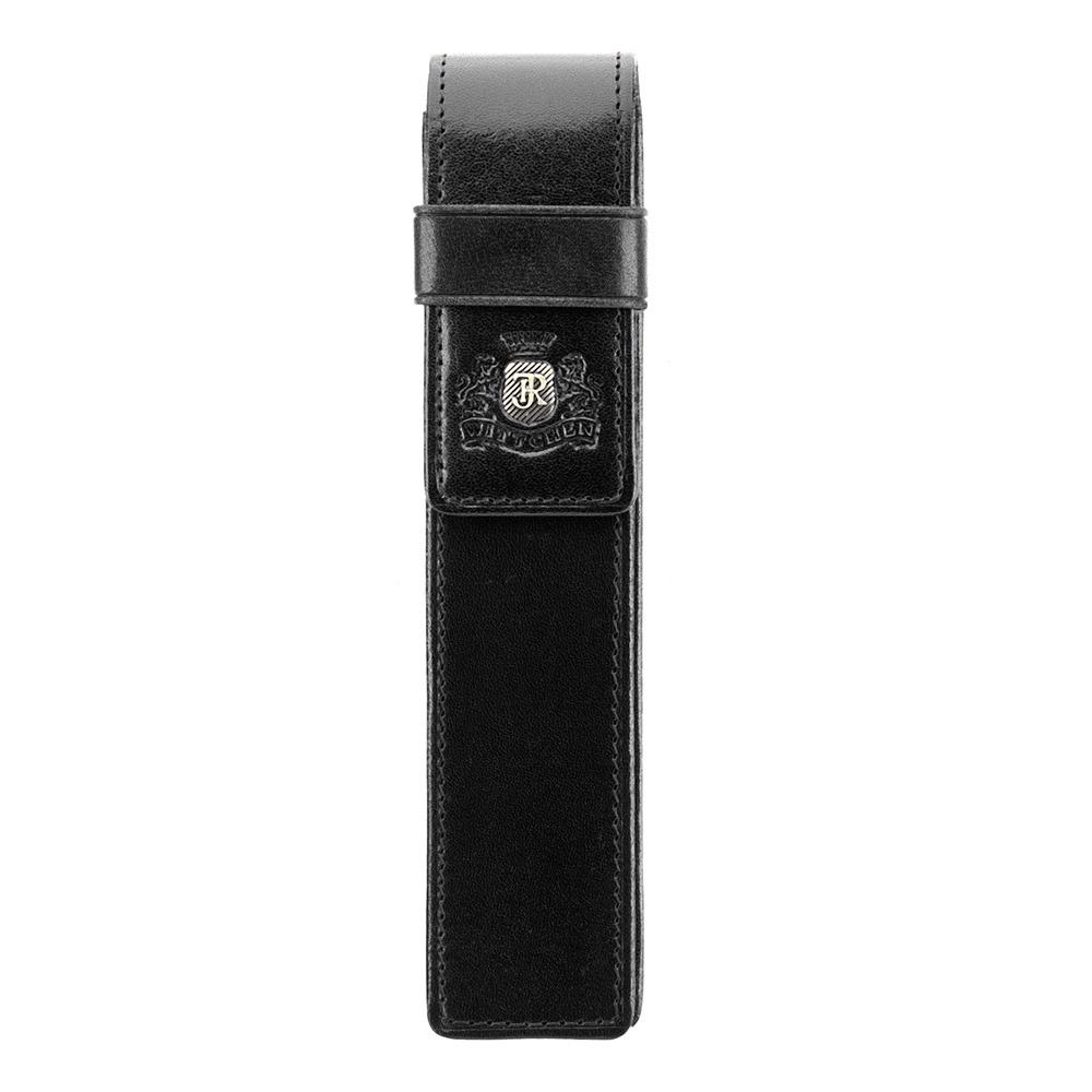 Футляр для ручек Wittchen 39-2-100-1, цвет черный