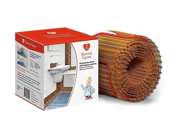 Осушитель влаги для ванных комнат Защита от плесени ПН-6,0-180 сухов е перебежчик