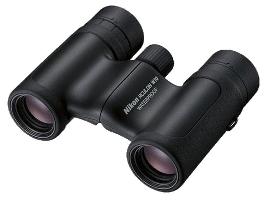Бинокль Nikon Aculon W10 10x21, цвет: черный стоимость