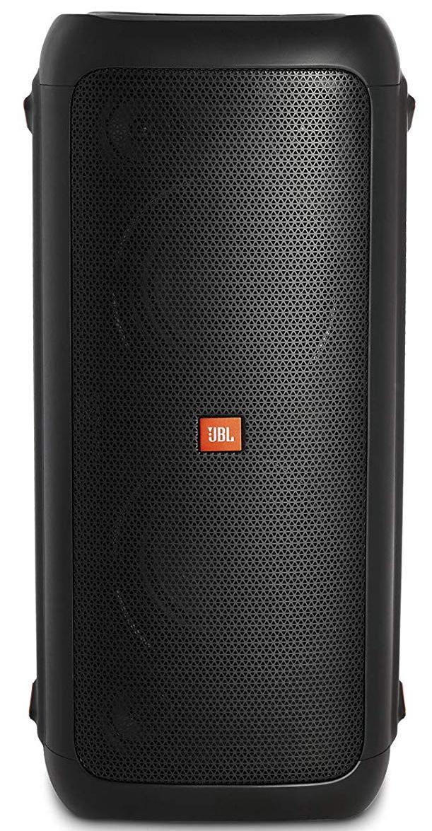 Портативная акустическая система с функцией Bluetooth и световыми эффектами JBL Party Box 300 черная