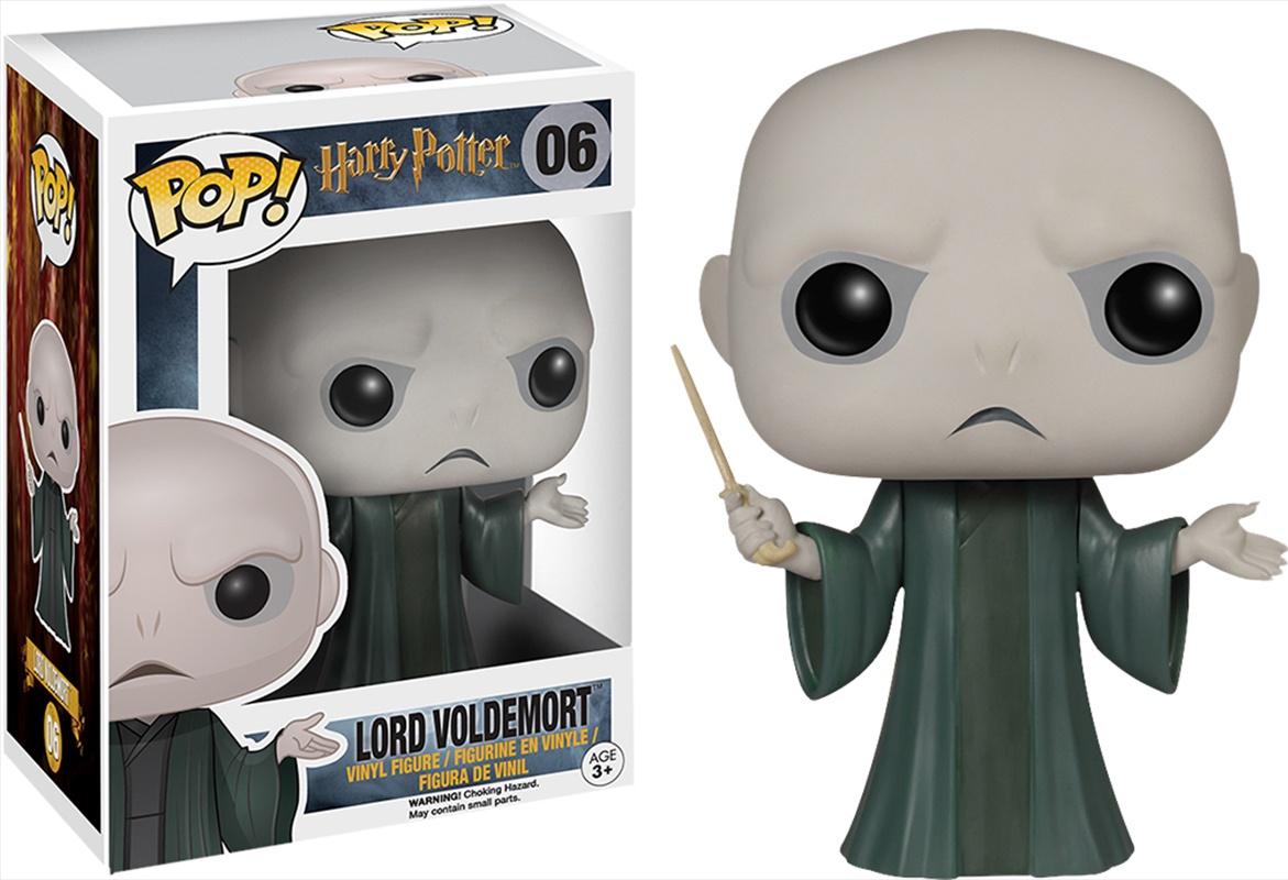 Фигурка Harry Potter: Voldemort Funko POP цены