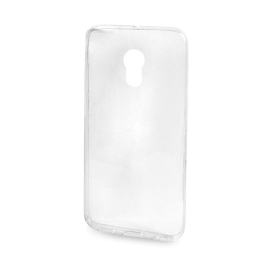 Чехол для сотового телефона IQ Format Meizu Pro 6, силикон, прозрачный