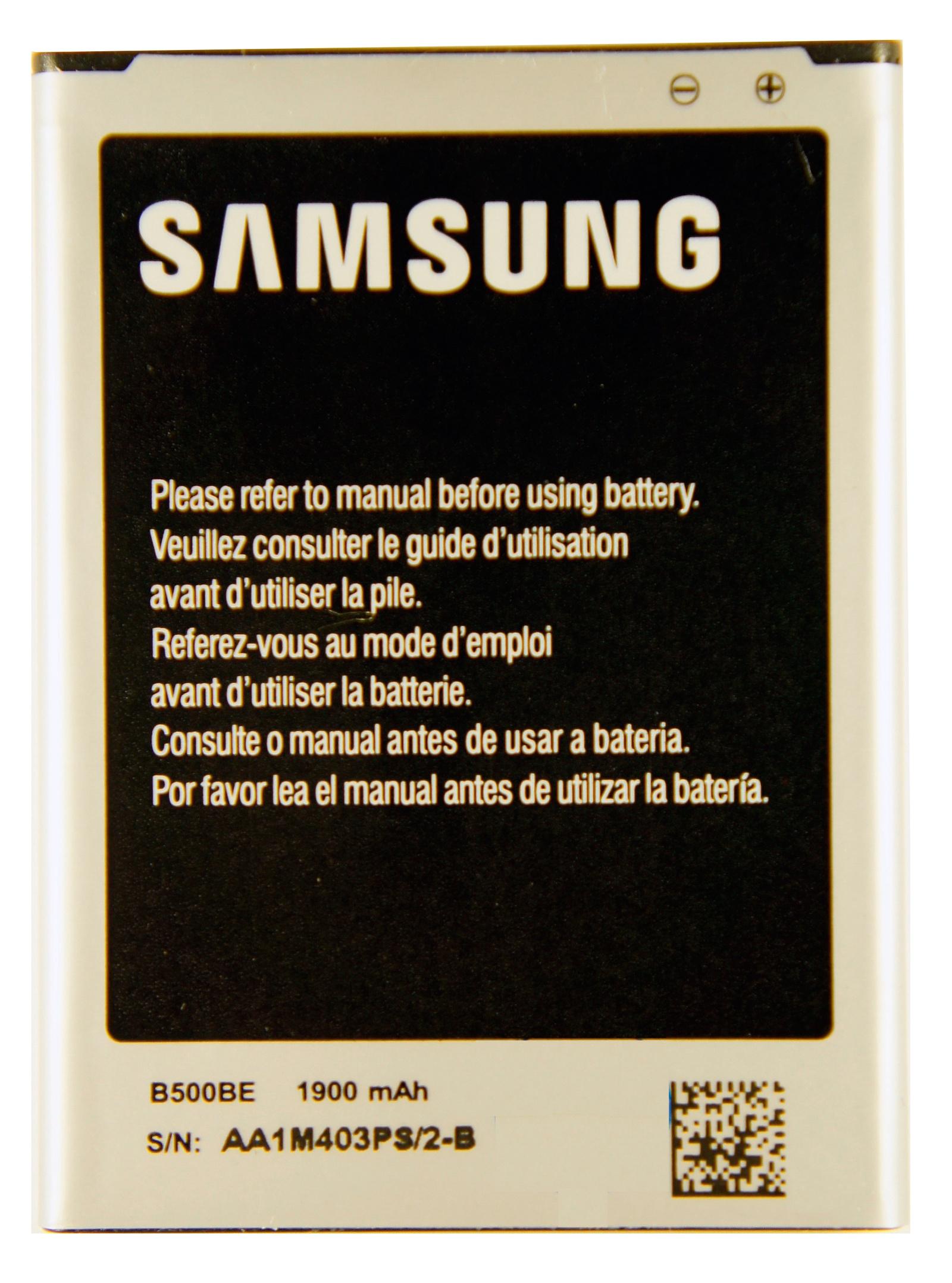 Аккумулятор для Samsung B500AE, B500BE, EB-B500AEBECRU стоимость