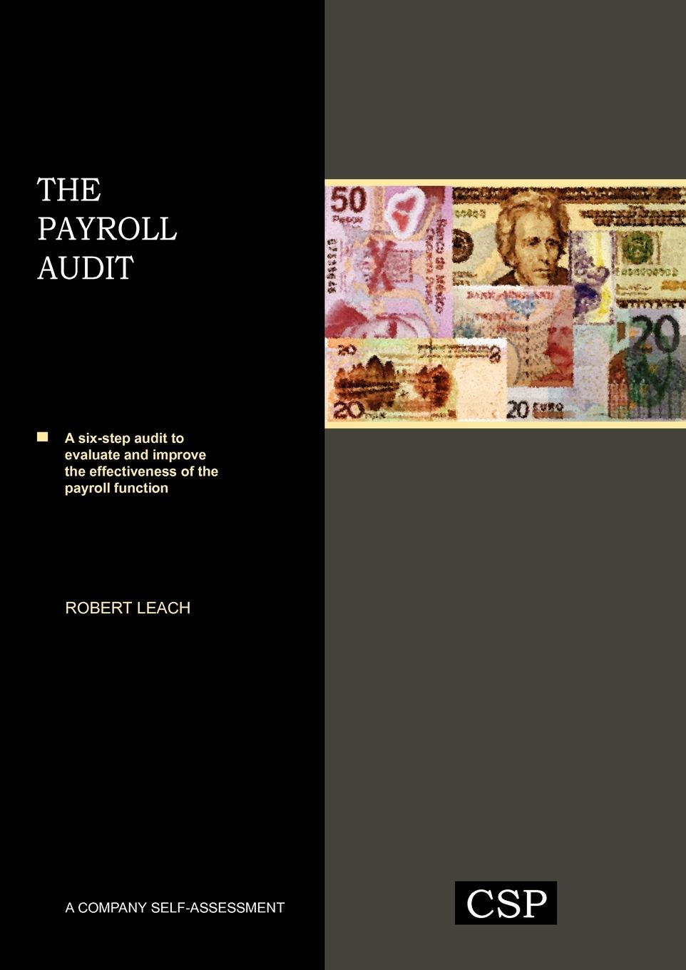 The Payroll Audit Ensure that payroll is punctual, accurate, secure and used...