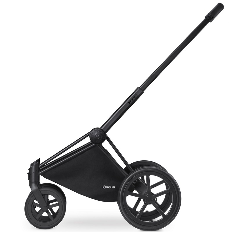Cybex шасси для коляски Priam (Trekking Matt Black)