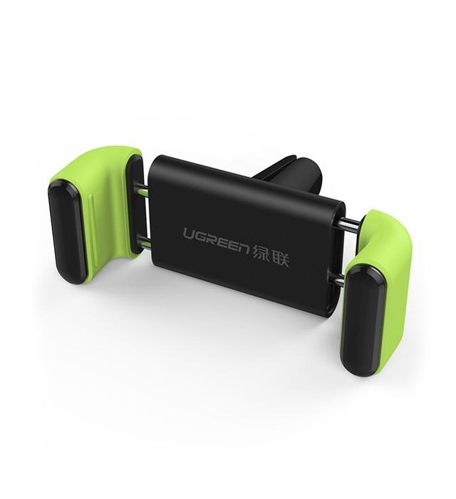 Автомобильный держатель Ugreen Air Vent Mount Phone Holder Black-green gps mount stand holder for tomtom v4 black