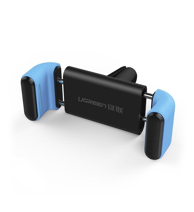 Автомобильный держатель Ugreen Air Vent Mount Phone Holder Black-blue