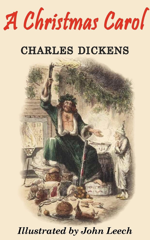 Чарльз Диккенс A Christmas Carol чарльз диккенс a christmas carol