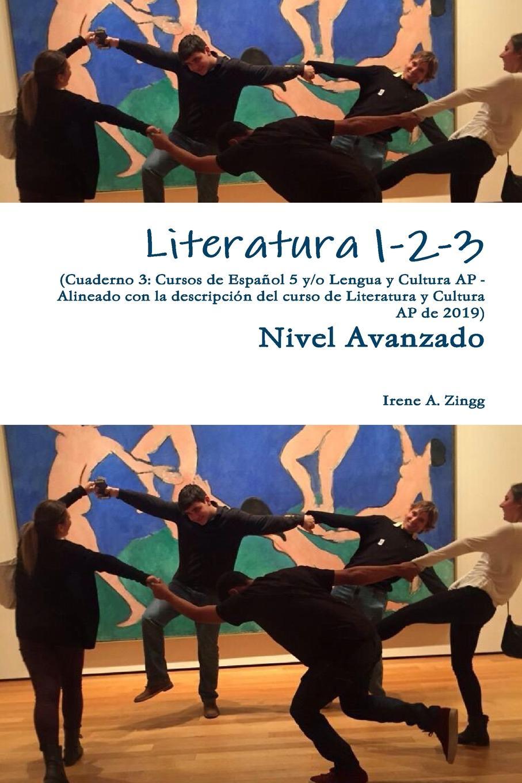 Irene A. Zingg Literatura 1-2-3 Cuaderno 3