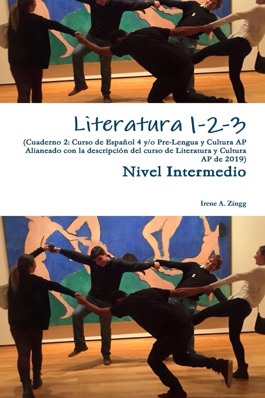 Irene A. Zingg Literatura 1-2-3 Cuaderno 2