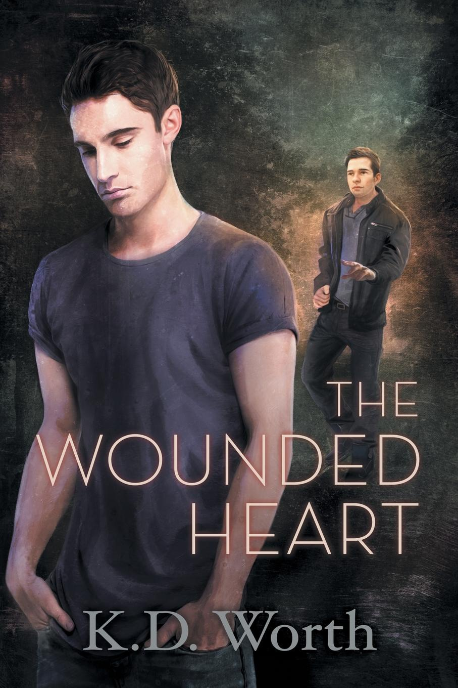 K.D. Worth Wounded Heart a norton wraiths of time