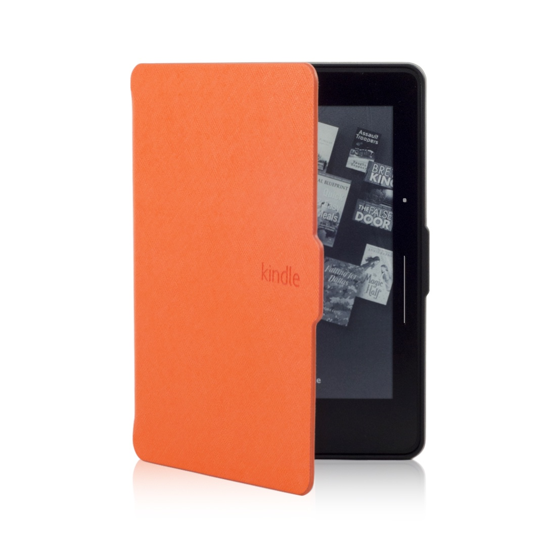 Чехол GoodChoice Ultraslim для Amazon Kindle Voyage (оранжевый)