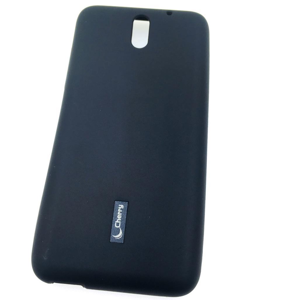 HTC desire 610 Накладка резиновая с пленкой на экран Cherry сенсорный экран htc